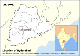 No Entry Hyderabad Map.png